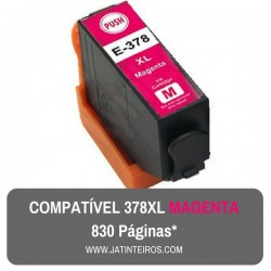 378XL Magenta Tinteiro Compativel