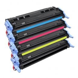 Pack Economico 4 Toners Q6000/1/2/3A (124A)