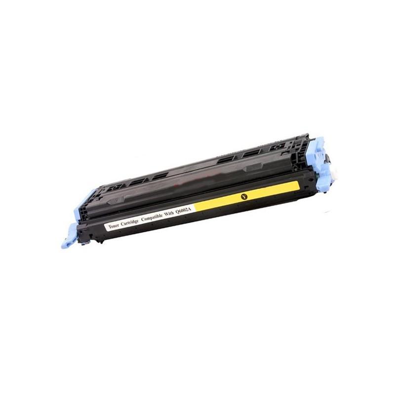 Toner Compatível c/ HP Q6002A - 124A
