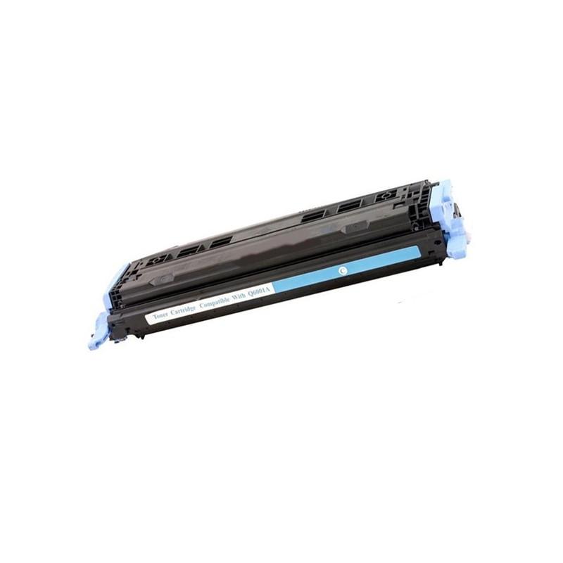 Toner Compatível c/ HP Q6001A - 124A