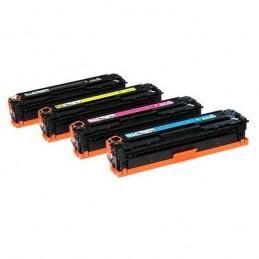 Pack Económico 4 Toners CB540/1/2/3 - 125A