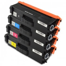 Pack Compativel 4 Cores TN-326 / TN-321