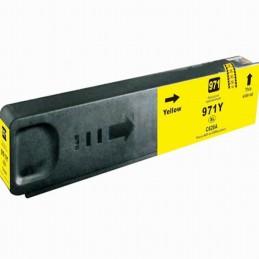 Tinteiro Compativel HP 971XL Amarelo
