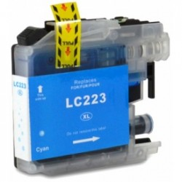 Tinteiro Compativel LC223 C - Ciano