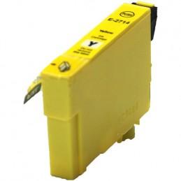 Tinteiro Compativel 27XL - Amarelo