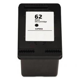 Tinteiro Reciclado HP 62 - Preto