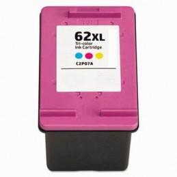 Tinteiro Reciclado HP 62XL - Cores
