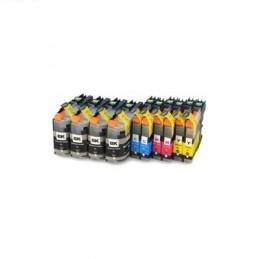 Pack 10 Cores Compatíveis LC123