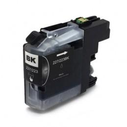 Tinteiro Compativel Brother LC227 BK XL