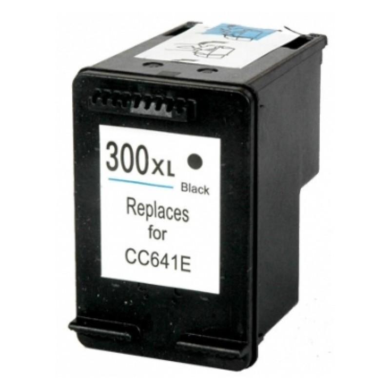 HP 300 XL Tinteiro Reciclado Preto