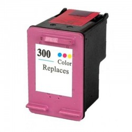 HP 300 Tinteiro Cores Reciclado