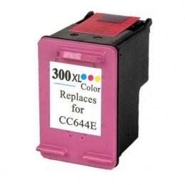 HP 300 XL Tinteiro Reciclado Cores