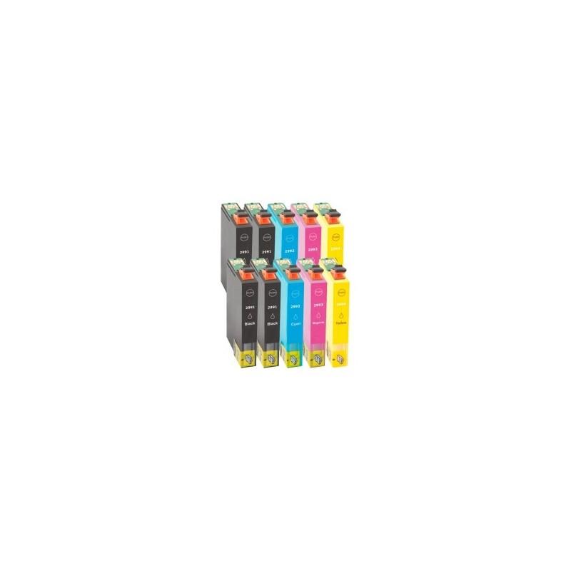 Epson 29 XL Pack 10 Cores Compatíveis