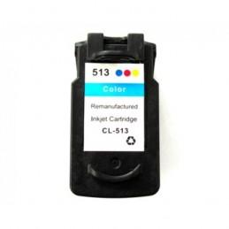 Tinteiro Reciclado Canon CL513/511 XL