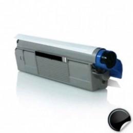 OKI C610 Preto Toner Compatível