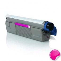 OKI C610 Magenta Toner Compatível