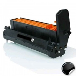 OKI C5600-C5700-C5800-C5900-C5500-C5650-C5750-C5850-C5950-MC560-C610-ES5460-ES2232-ES2632 Preto Tambor Compatível (DRUM)
