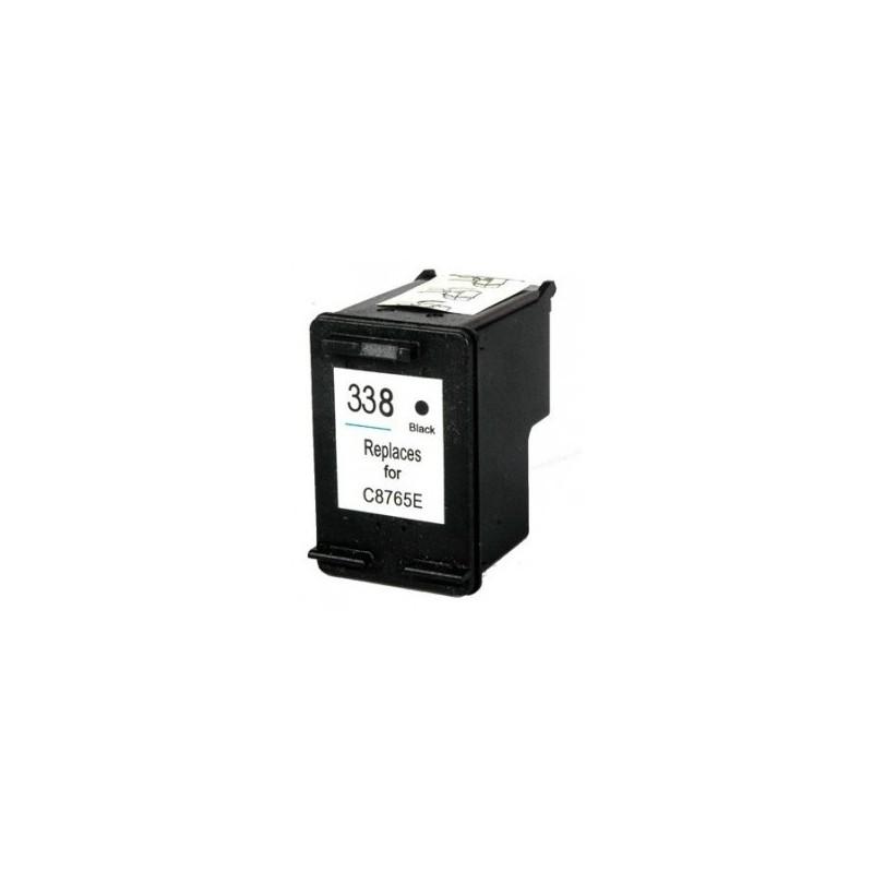 Tinteiro Reciclado HP 338 - Preto