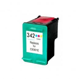 HP 342 Cores Tinteiro Reciclado