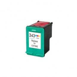 Tinteiro Reciclado HP 343 - Cores