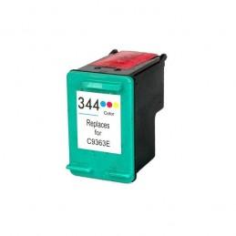 HP 344 Cor Tinteiro Reciclado
