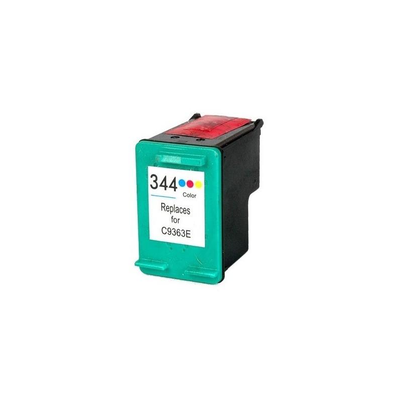Tinteiro Reciclado HP 344 - Cores