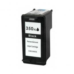 HP 350XL Preto Tinteiro Reciclado