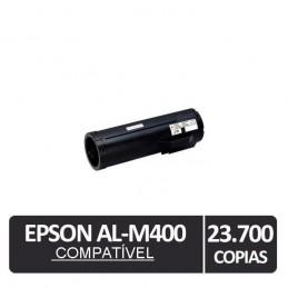 AL-M400DN, AL-M400DTN Toner Compativel Preto