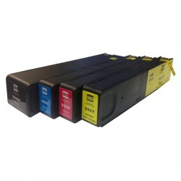 980XL Amarelo Tinteiro Compativel