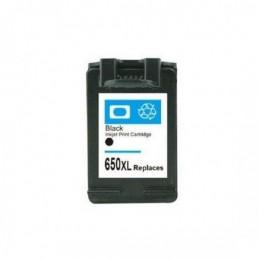 Tinteiro Reciclado HP 650 XL Preto