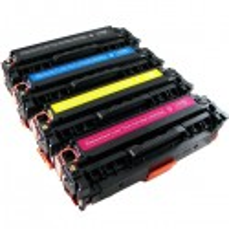 CF540.1.2.3X, Nº 203X, 203A Pack Toners Compativeis