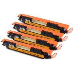 CF352A, Nº130A Amarelo Toner Compativel