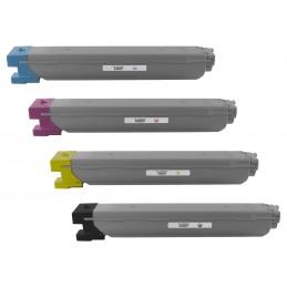 CLT-Y809S Amarelo Toner Compativel