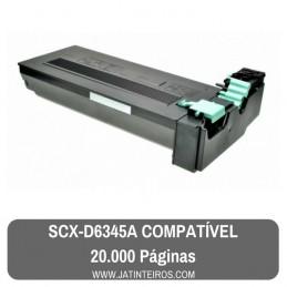 SCX-D6345A Toner Compativel Preto