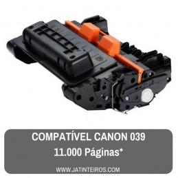 CANON 039 Toner Compativel Preto 0287C001