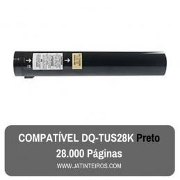 DQ-TUS28K Preto Toner Compativel
