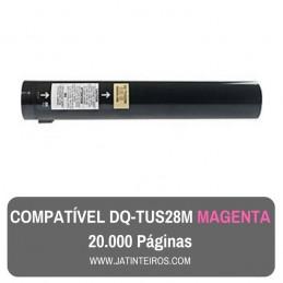 DQ-TUS28C, DQ-TUS20C Ciano Toner Compativel