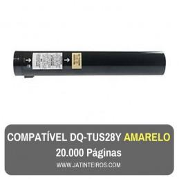 DQ-TUS28M, DQ-TUS20M Magenta Toner Compativel