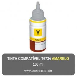 T6734 Amarelo Tinta Compativel Epson