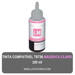 T6736 Magenta Claro Tinta Compativel Epson