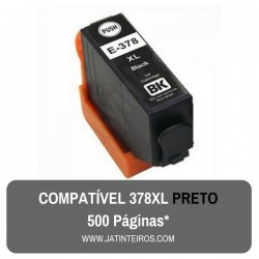 378XL Preto Tinteiro Compativel
