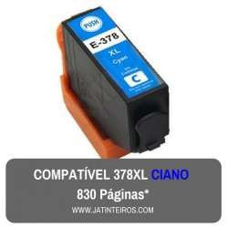 378XL Preto Tinteiro Compativel