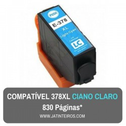 378XL Amarelo Tinteiro Compativel