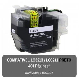 LC3213, LC3211 Preto Tinteiro Compativel