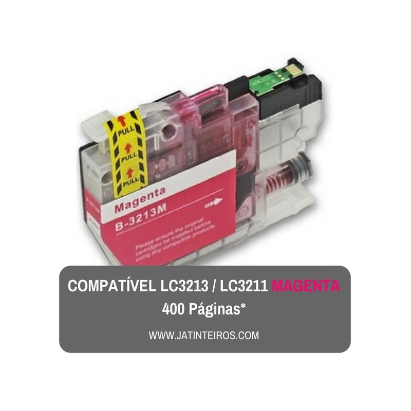 LC3213, LC3211 Magenta Tinteiro Compativel