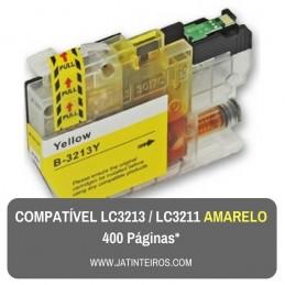 LC3213, LC3211 Amarelo Tinteiro Compativel