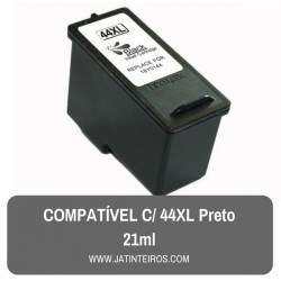 44XL Preto Tinteiro Reciclado