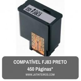 FJ83 Tinteiro Compativel Preto