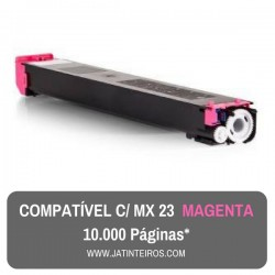 MX23 Magenta Toner Compativel