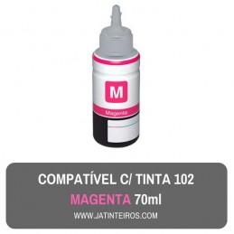 102 Tinta Ciano Compativel Pigmentada